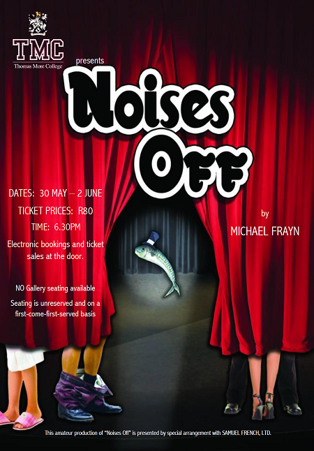 Book now for our latest play production