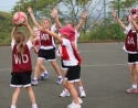 Junior Primary sports at Thomas More College