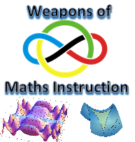 Maths Weapons